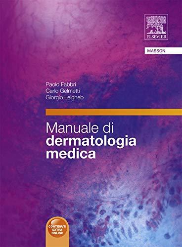 Manuale di dermatologia medica