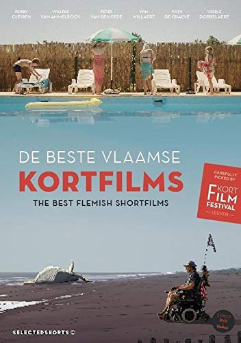 Selected Shorts 26 - The Best of Flemish Short Films ( Blight / Harley Wheelchair / In the Palace / Klem / The Mish Mash / Perfect Moment / Muil / Pathetics / P [ Blu-Ray, Reg.A/B/C Import - Belgium ]