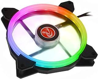 Raijintek Iris 14 Rainbow A-RGB LED Ventilador - 140 mm