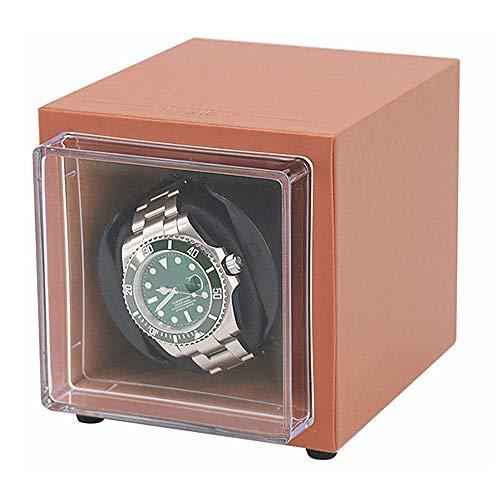 Yuefensu Enrollador de Reloj eléctrico Reloj de Pulsera con Curvas Box con...