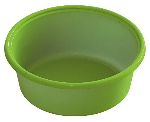Kerbl 324812 Futterschale, 6 L, grün