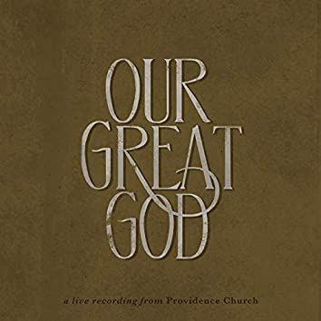 Our Great God (Live)