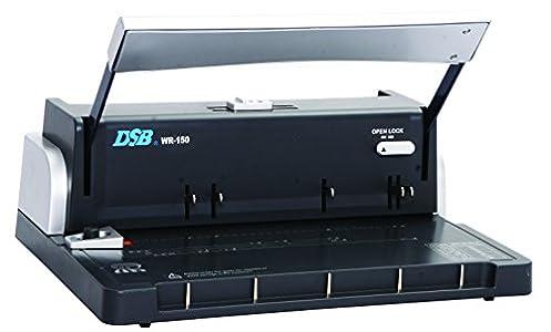 dsbwr-150Manual Máquina de encuadernación con alambre