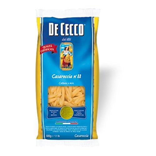 Nudeln Pasta Casareccia n° 88 5 x 500 gr. - De Cecco