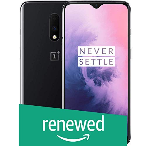 (Renewed) OnePlus 7 (Mirror Grey, 6GB RAM, 128GB Storage)