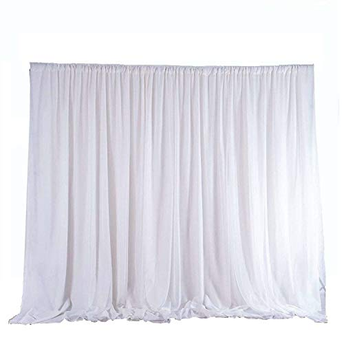Trimming Shop Cortinas con para decoración de Bodas, Fiestas, Eventos
