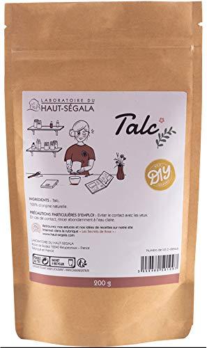 Laboratoire du Haut-Ségala DIY Talc 200 g
