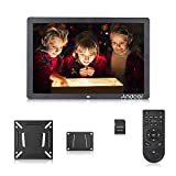 Andoer 17 Inch Digital Picture Photo Frame 16:9 IPS Screen with 1920X1080...