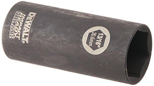DEWALT DW2291 13/16-Inch IMPACT READY Deep Socket for 3/8-Inch Drive