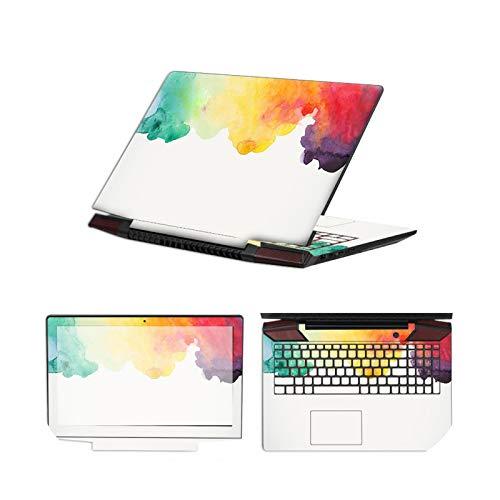 Divertido adhesivo para portátil Doodle DIY Notebook Skin adhesivo decorativo para Lenovo Ideapad L340 15IWL 310s 14isk Y700 15isk-YA-016-Ideapad 320 15isk
