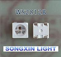 10PCS WS2812B (4pins) 5050 SMD WS2812 Individually Addressable Digital RGB LED Chip 5V WS2812B ws2812b 2812 LED Chip IC SMD 5050