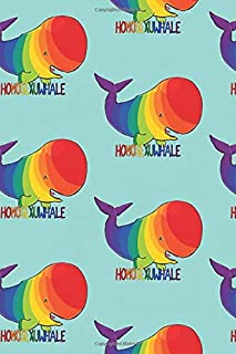 Homosexuwhale: With Text Notebook, Journal for Writing, Size 6