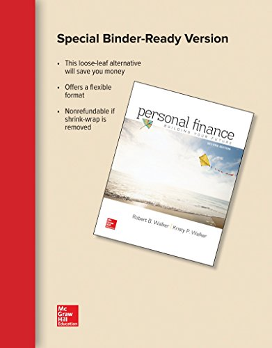 Download Loose-Leaf for Personal Finance 1259719006