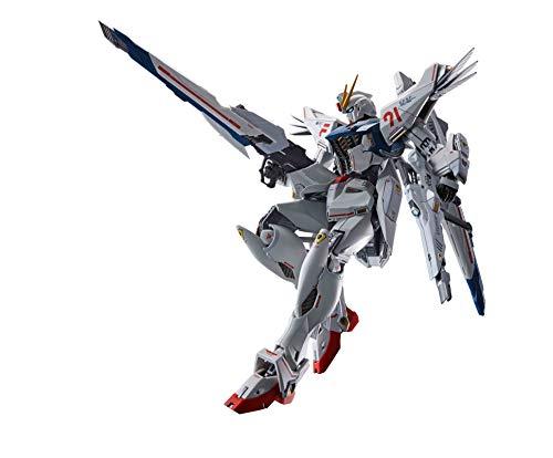 METAL BUILD 機動戦士ガンダムF91 ガンダムF91 CHRONICLE WHITE Ver. 約170mm ABS&PVC&ダイキャスト製 塗装...