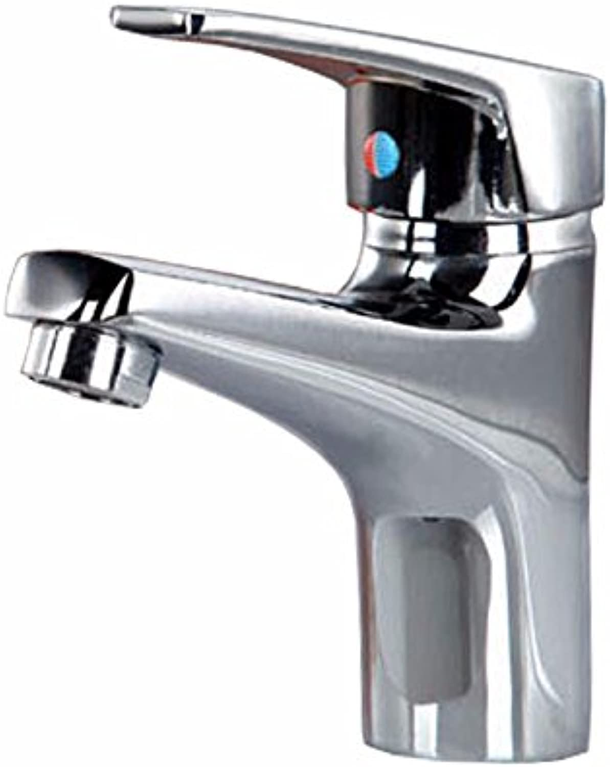 Hlluya Professional Sink Mixer Tap Kitchen Faucet Single Handle single hole and cold water faucet Bathroom Cabinet Faucet