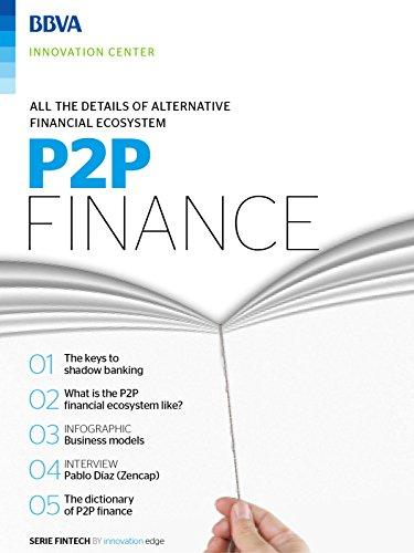Ebook: P2P Finance (Fintech Series) (English Edition) eBook: BBVA Innovation Center, Innovation Center, BBVA: Amazon.es: Tienda Kindle