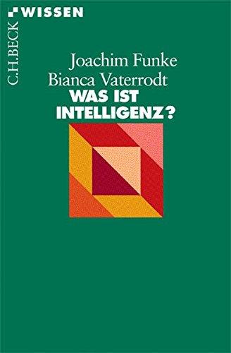 Was ist Intelligenz?