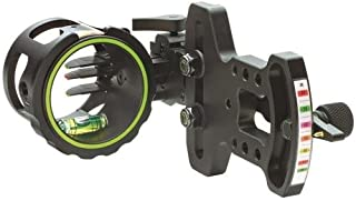 HHA OL-3510 Optimizer Lite Bow Sight 3 Pin with .010 Rheostat Scope