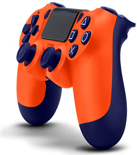 DualShock 4 Wireless Controller for PlayStation 4 - Sunset Orange Florida