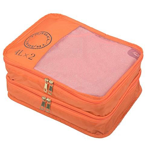 HDJX Travel kleding opbergtas, opbergtas, reistas, reisgoederen, afwerktas, inklapbare afwerktas