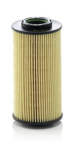 Original MANN-FILTER Ölfilter HU 712/10 X – Ölfilter Satz mit Dichtung / Dichtungssatz – Für PKW