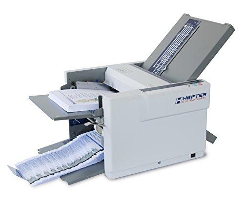 Hefter Systemform TF MEGA-M Falzmaschine Formate A6 -A3, 7 Falzarten, licht-/dunkelgrau