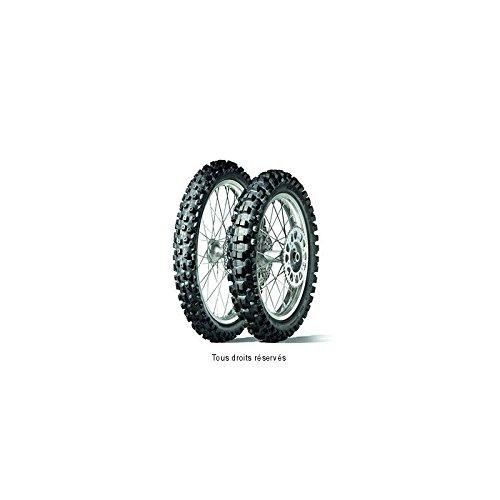 Dunlop Geomax Mx52–100/100/R18 59 m – A/A/70 DB – Pneu de moto