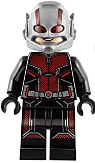 LEGO Marvel Ant-Man and the Wasp Movie Ant Man Minifigure 76109 Mini Fig