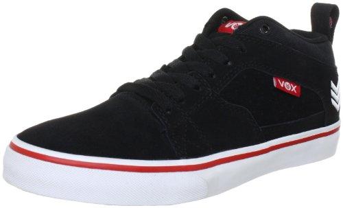 VOX Griffin, Zapatillas de Skateboarding Unisex, Negro (BRW), 38.5 EU