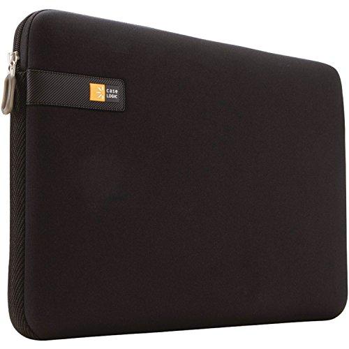 "Case Logic LAPS-114 Sleeve Protettiva per Laptop da 14"", Nero"