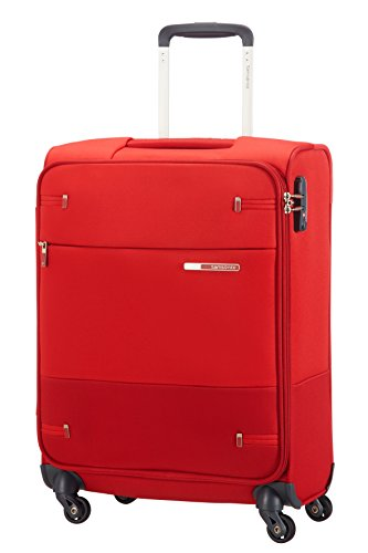 SAMSONITE Base Boost - Spinner 55 Koffer, Length 40 cm, 39 Liter, Rot (Red)