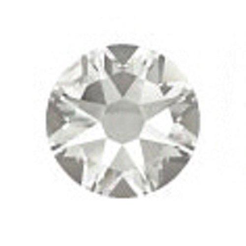 Zahnschmuck – 50 Swarovski Kristalle - Crystal klar SS5 - ca. 1,8 mm – CUTE NAILS