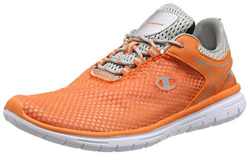 Champion Herren Low Cut Shoe GOGO Laufschuhe, Orange (New York Knicks Orange (RGE) 1457), 43