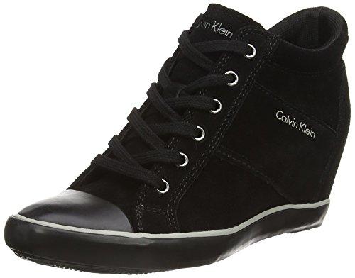 Calvin Klein Voss Suede, Zapatillas Altas Mujer