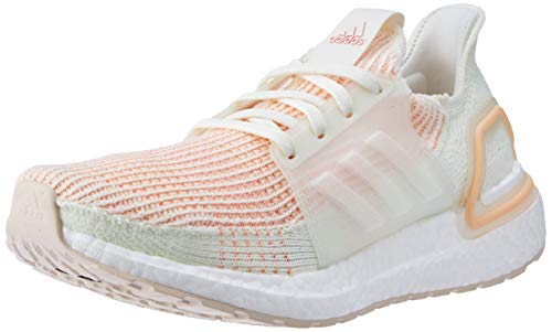adidas Women Ultraboost 19 W Running Shoes White, 8 UK