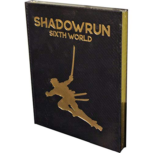 Shadowrun Unknown 6th Ed. Core Rules RPG *Limited*