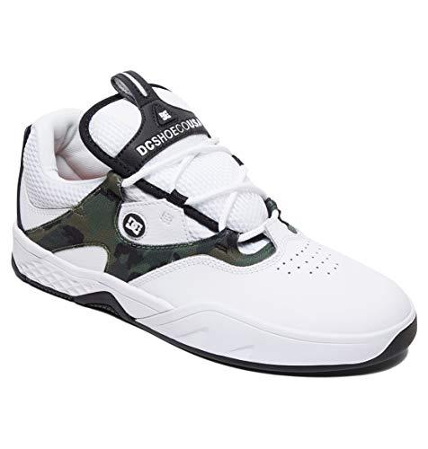 DC Shoes Kalis S - Zapatillas de Cuero para Skate - Hombre - EU 40
