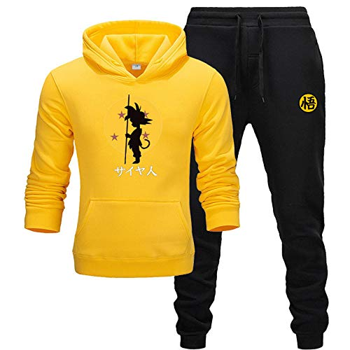 GIRLXV Sudadera con Capucha Hip Hop Sudadera con Capucha Hip Hop Pocket Workout Tallas Grandes XL