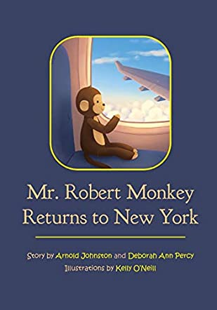 Mr. Robert Monkey Returns to New York