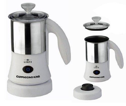 Edelstahl Milchaufschäumer 450W Kaffee