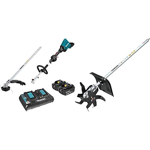 Why Choose Makita XUX01M5PT 18V X2 (36V) LXT Lithium-Ion Brushless Cordless Couple Shaft Power Head ...