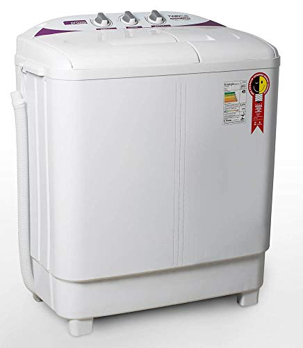Tanquinho Praxis 10Kg Lava e Centrifuga Branco - Twin Tub