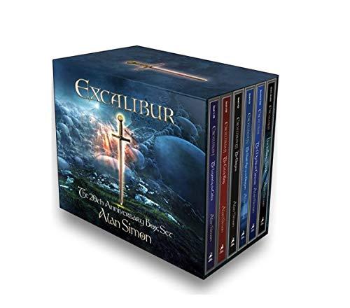 The Excalibur 20th Anniversary Box Set (6CD+2DVD)