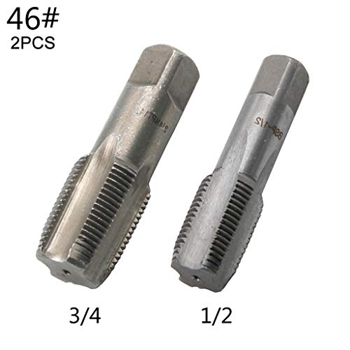 CHENGBEI Machine Spiral Point Straight Fluted Screw Thread Metric Plug Tap Drill Bit Tool