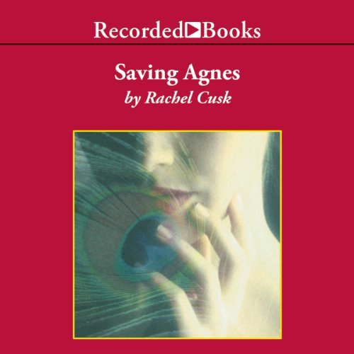 Saving Agnes audiobook cover art