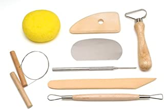 Darice 8-Piece Pottery Tool Set