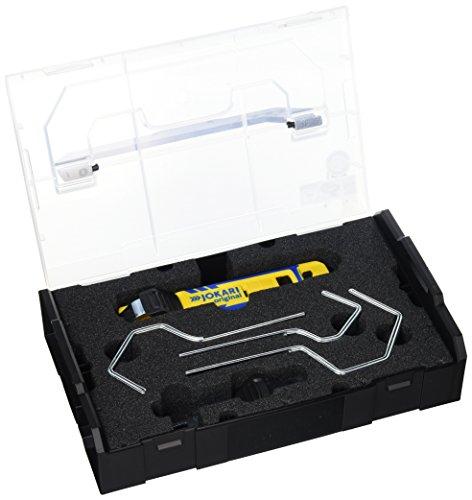 Jokari T71000 Cable Knife System Set 4-70, Multi-Colour, Set of 6 Pieces