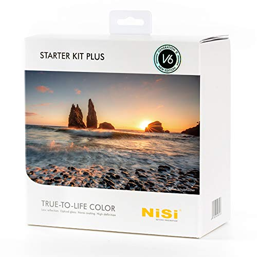 NiSi 100mm System V6 Filter Holder Kit Third Generation (Starter Kit Plus)