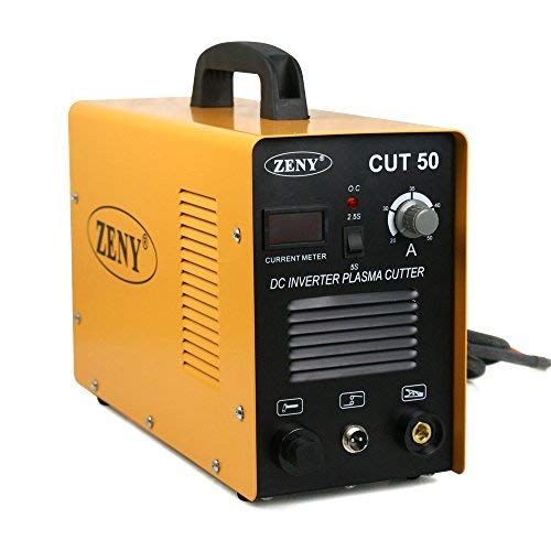 ZENY DC Inverter Plasma Cutter 50AMP CUT-50 Dual Voltage 110-220V...