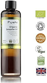Fushi Virgin Organic Sesame Oil - 100ml